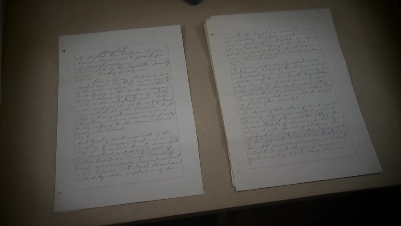Charter Reproduction