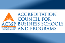 Business Administration program gains ACBSP accreditation